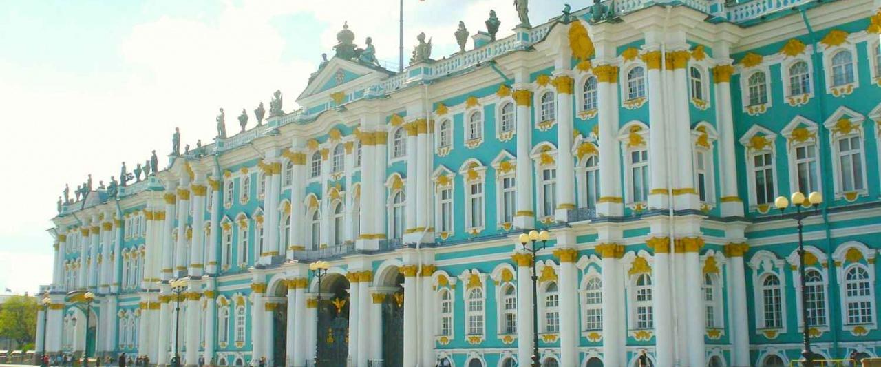 Hermitage Museum, St. Petersburg