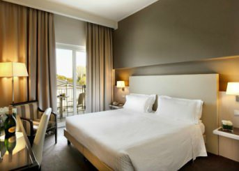 8 nights at centrally-located 4-star hotels